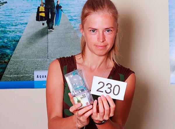 Состоялся розыгрыш призов по Бонусной программе Aqua Lung