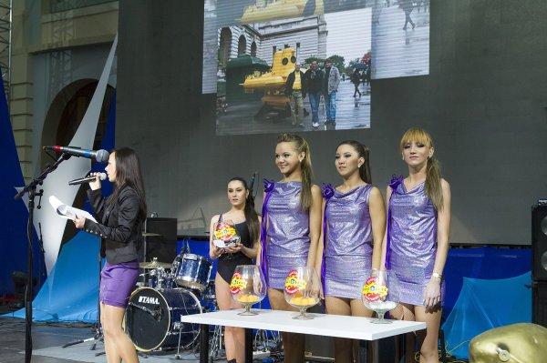 Розыгрыш призов по Бонусной программе Aqua Lung на фестивале Золотой Дельфин