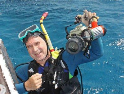 Дружеский кубок по подводной фотографии на призы журнала \'Предельная Глубина\'